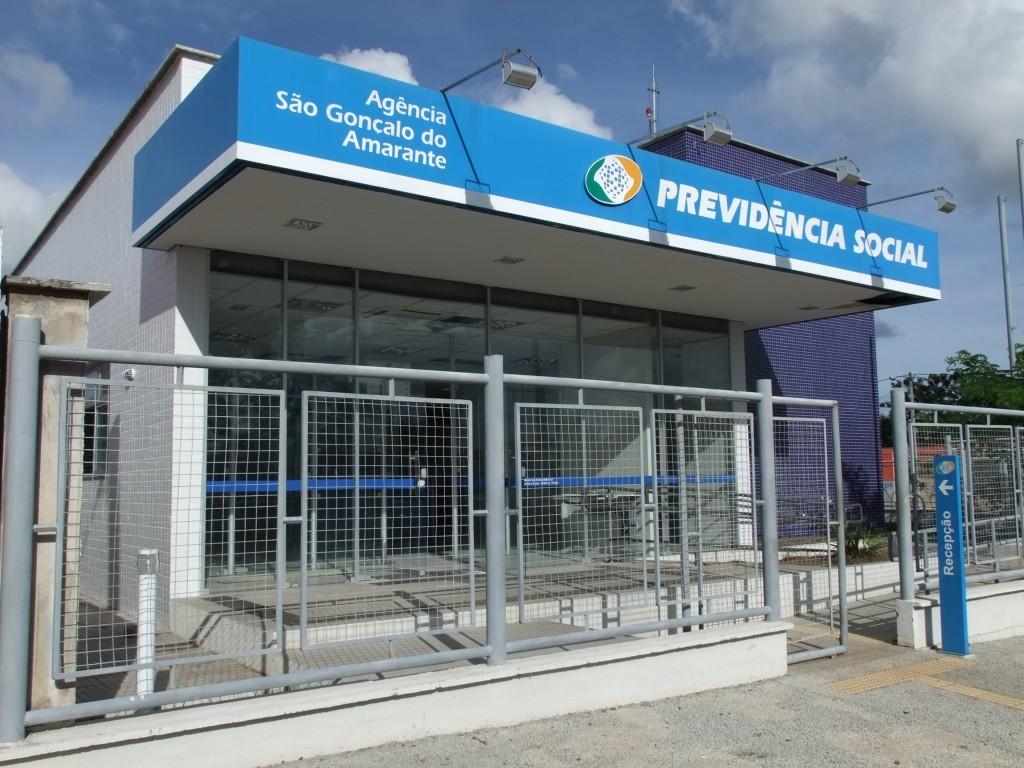 Agência da Previdência Social em São Gonçalo do Amarante (RN) começa a atender a população nesta terça-feira (15). Foto: INSS/RN
