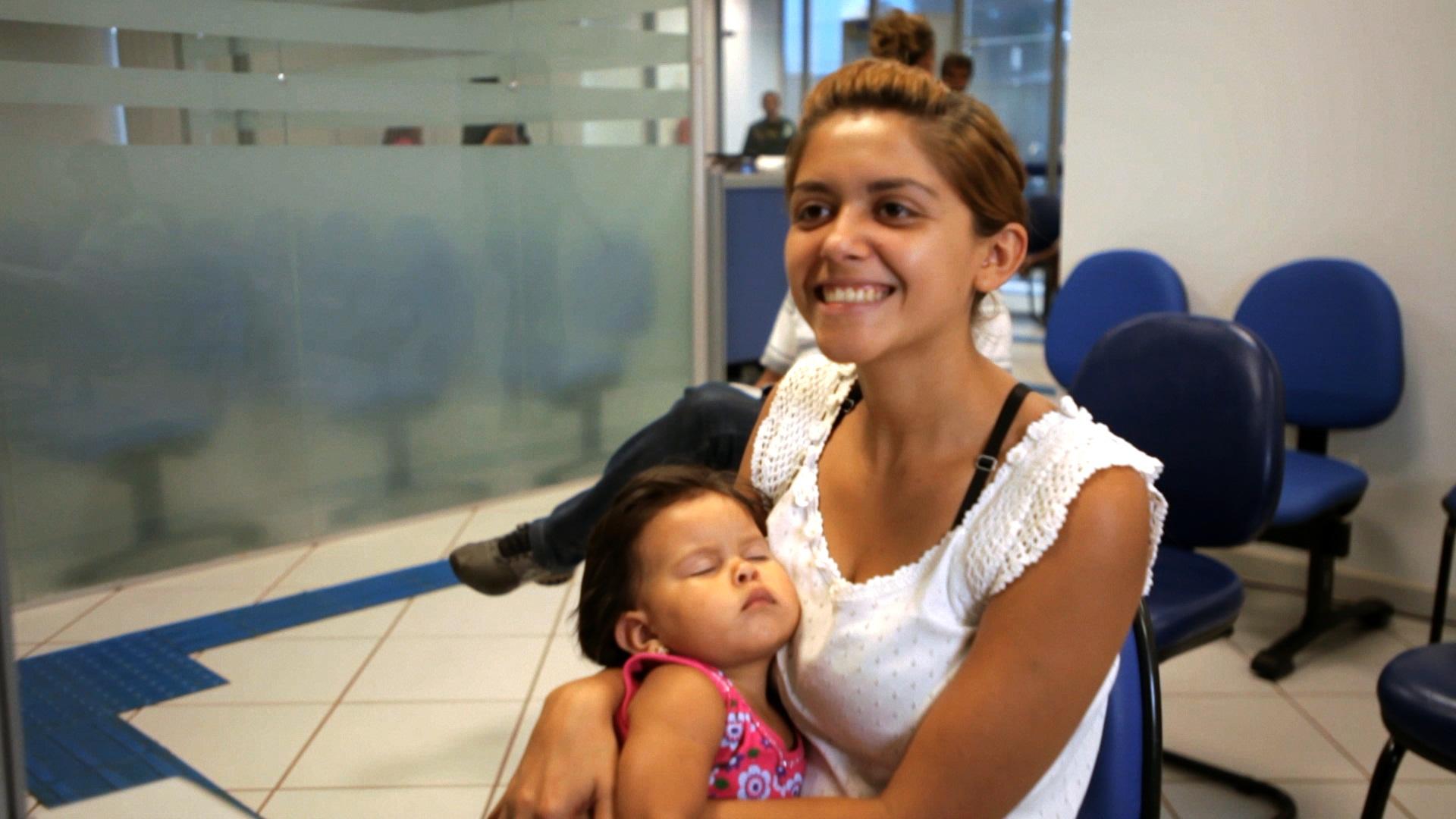 O benefício do salário-maternidade pago pela Previdência Social tem duração de 120 dias. Foto: Divulgação MPS