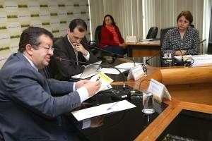 Secretário de Políticas de Previdência Social do MPS, Benedito Brunca, ressaltou a importância de políticas para garantir a sustentabilidade do sistema. Foto: Erasmo Salomão/MPS