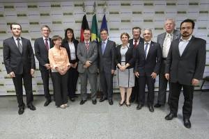 Brasil e Alemanha prorrogam acordo de cooperação. Foto: Erasmo Salomão/MPS