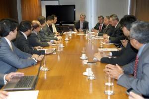 Ministro Gabas se reúne com representantes dos RPPS do Nordeste. Foto: Erasmo Salomão/MPS
