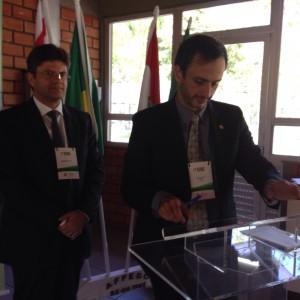 APEGR assina acordo de cooperação técnica com sistema fiscal