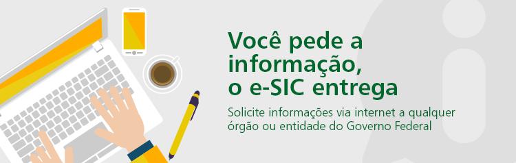 SIC - Sistema de informação ao cidadão