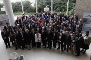 Especialistas de vários países das Américas discutem, em São Paulo, desafios da seguridade social. Foto: Erasmo Salomão/MTPS