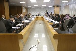 Ministro Miguel Rossetto, presidente do Conselho, reforça a importância da recomendação que promove o trabalho decente no país. Foto: Erasmo Salomão / MTPS