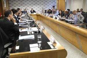 Ministro Miguel Rossetto presidiu reunião do CNPS hoje(26). Foto: Erasmo Salomão/MTPS. Mais fotos