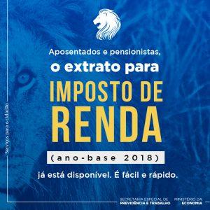 Resultado de imagem para GOVERNO RN: IMPOSTO DE RENDA 2019: COMPROVANTE DE RENDIMENTOS JÁ ESTÁ DISPONÍVEL