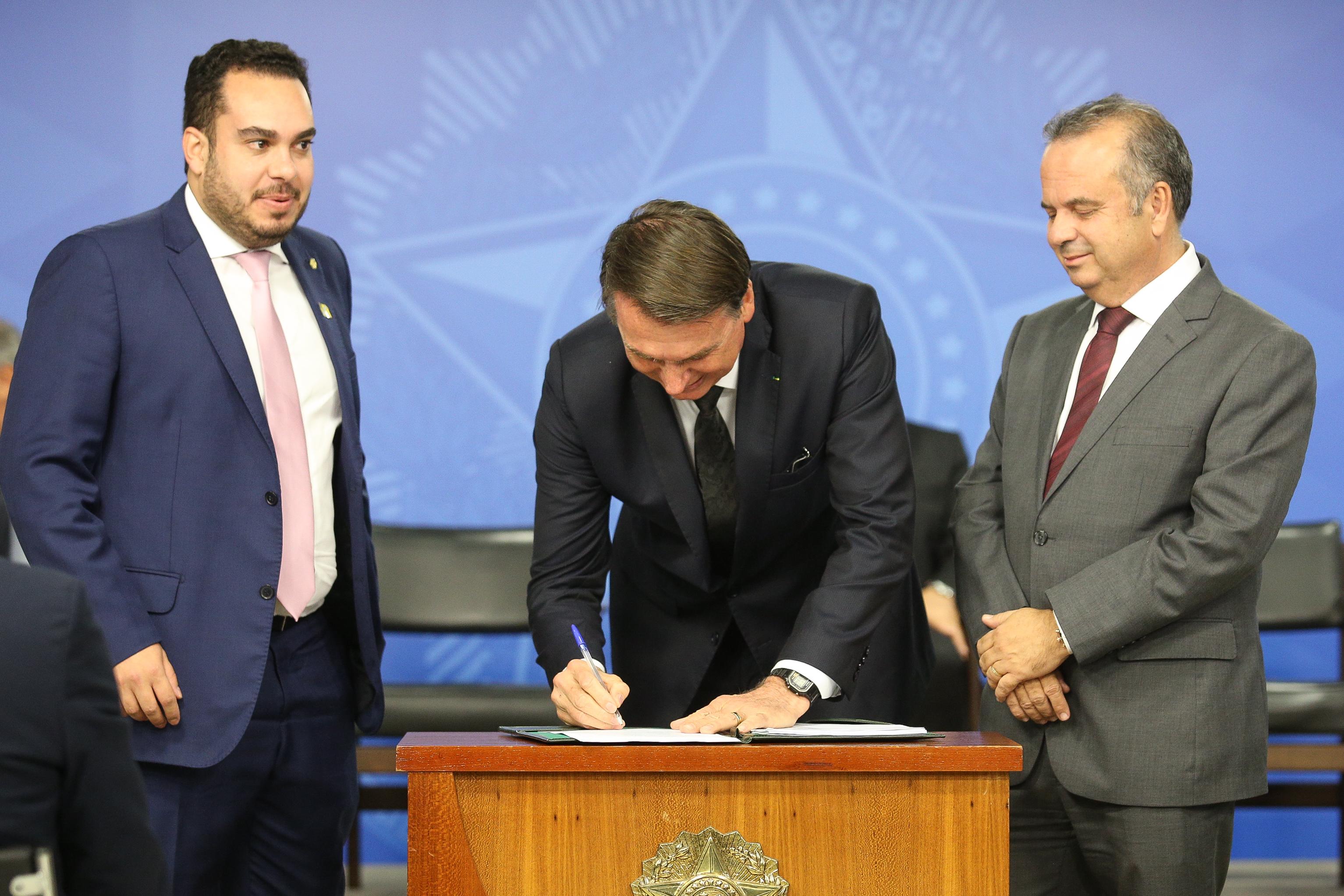Foto: André Coelho/ASCOM/Ministério da Economia